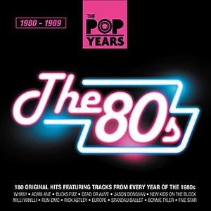 Imagem de 'The Pop Years 1980 - 1989'