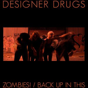 Image for 'Zombies! / Back Up in This Re-Issue'