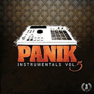 Imagen de 'Panik #5 Instrumentals'