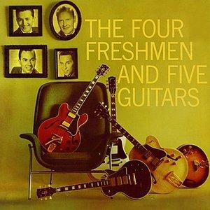 Bild für 'Four Freshmen And Five Guitars'