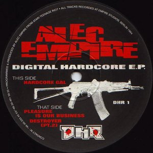 Image for 'Digital Hardcore E.P.'