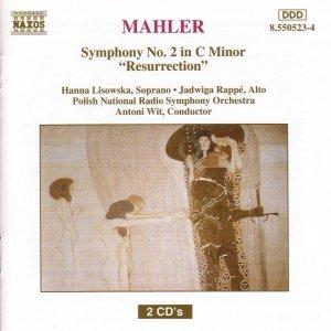 Bild för 'MAHLER: Symphony No. 2, 'Resurrection''