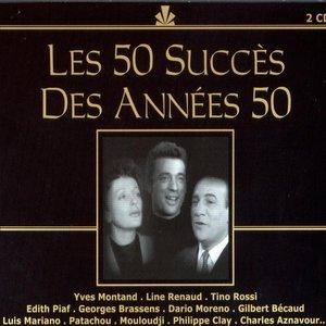 Image for 'Les 50 Succs Des Annes 50'