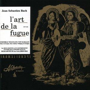Image for 'JS Bach, The Art of Fugue, L'Art de la fugue, BWV 1080 cd'