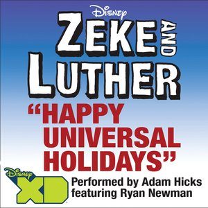 Image for 'Happy Universal Holidays (featuring Ryan Newman)'
