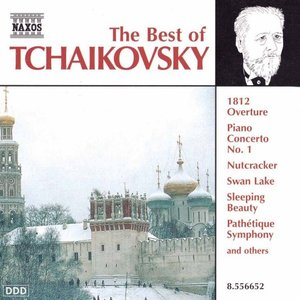 Image for 'The Best Of Tchaikovsky'