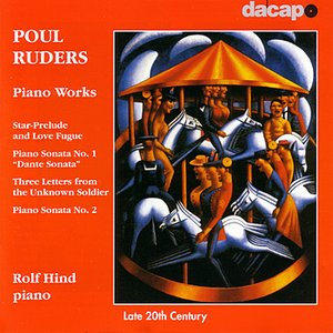 Image for 'RUDERS: Piano Works'