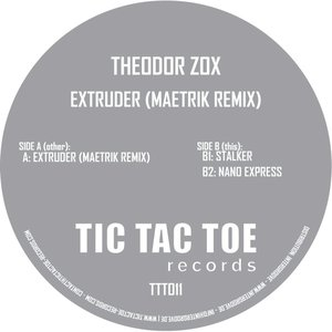 Imagen de 'Extruder (Maetrik Remix)'