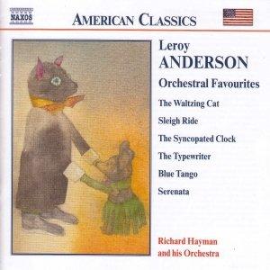 Imagem de 'ANDERSON: Orchestral Favourites'