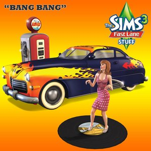 Image for 'The Sims 3: Fast Lane Stuff'