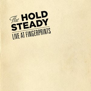 Image for 'Live At Fingerprints'