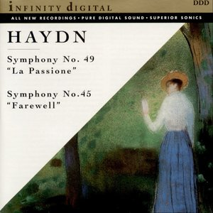 Image for 'Haydn: Symphonies Nos. 45 & 49'