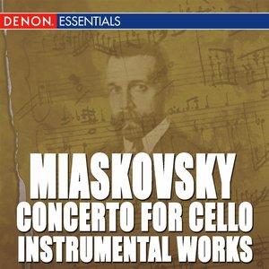 Image for 'Nikolai Mjaskowskij: Instrumental Works'