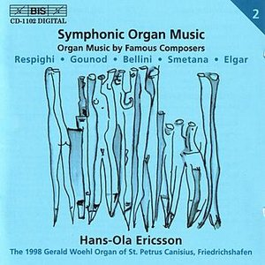 Image for 'SYMPHONIC ORGAN MUSIC, Vol. 2'