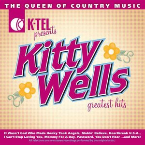 Imagen de 'Kitty Wells Greatest Hits - The Queen Of Country'