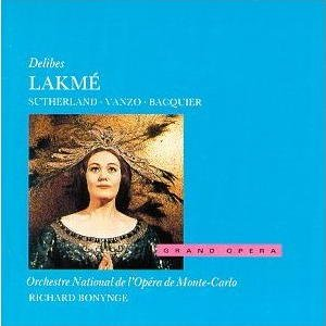 Image for 'Lakmé (disc 1)'