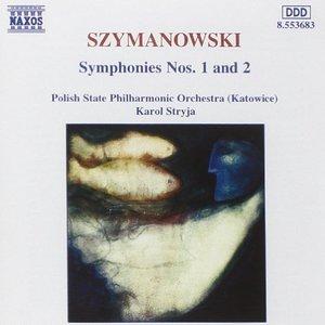 Image for 'SZYMANOWSKI: Symphonies Nos. 1 and 2'