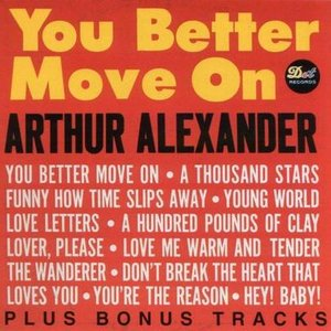 Image for 'You Better Move On'