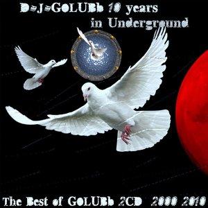 Image for 'The Best of GOLUBb 2CD (2000-2010)'