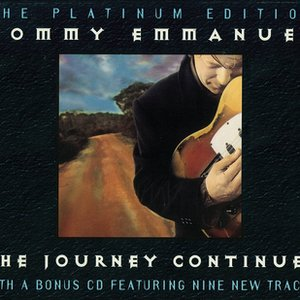 Image for 'THE JOURNEY CONTINUES'