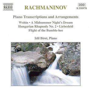 Immagine per 'Rachmaninov: Piano Transcriptions and Arrangements'