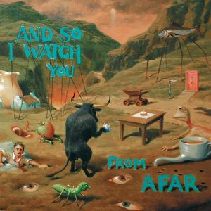 Image for 'And So I Watch You From Afar (Bonus disc)'