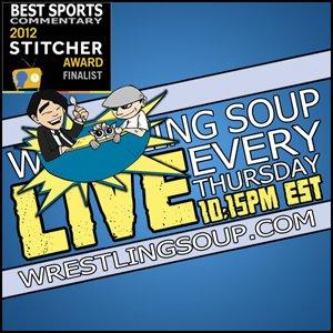 Image for 'Wrestling Soup'