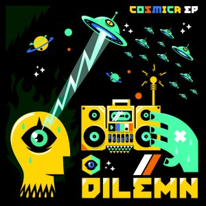 Image for 'Dilemn - Cosmica EP'