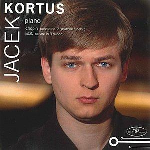 Image for 'Jacek Kortus plays Chopin, Liszt'