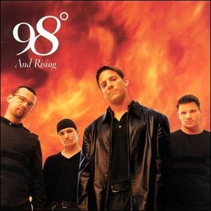 Image for '98 Degrees and Rising'