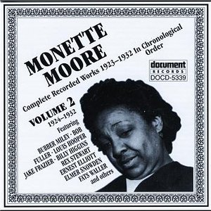 Image for 'Monette Moore Vol. 2 (1924-1932)'