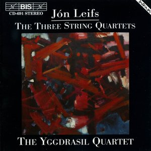 Image for 'The Three String Quartets'
