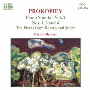 Image for 'PROKOFIEV: Piano Sonatas Nos. 1, 3 and 4'