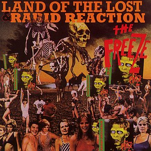 Image for 'Land of the Lost & Rabid Reaction'