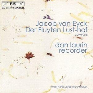 Image for 'Eyck: Fluyten Lust-Hof (Der) - Complete Recording'