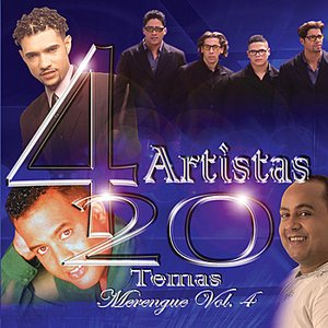 Image for '20/4 Merengue Vol. 4'