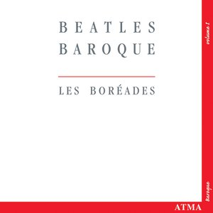 Image for 'Beatles Baroque, Vol. 1'