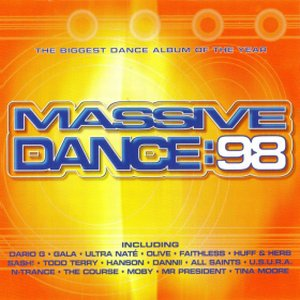 Image for 'Now Dance 98 (disc 1)'