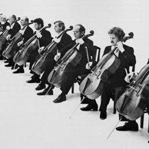 Image pour 'Die 12 Cellisten der Berliner Philharmoniker'