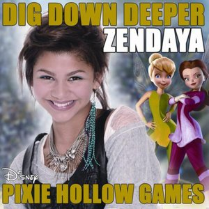 "Image for 'Dig Down Deeper (from ""Pixie Hollow Games"")'"