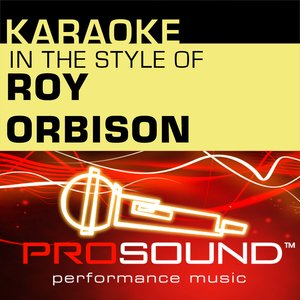 Image for 'Karaoke - In the Style of Roy Orbison (Professional Performance Tracks)'