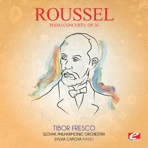 Image for 'Roussel: Piano Concerto, Op. 36 (Digitally Remastered)'