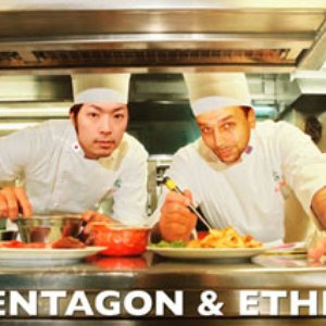 Image for 'Pentagon & Ethix'
