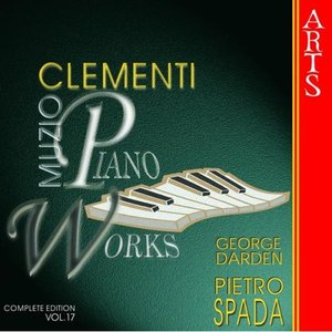 Image for 'Clementi: Piano Works - Vol. 17'