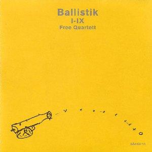 Immagine per 'Ballistik I-IX'