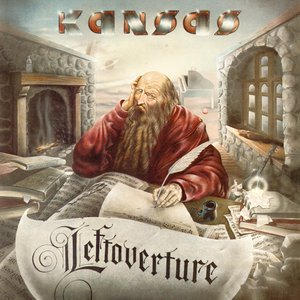 Image for 'Leftoverture'