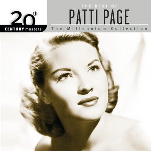 Image pour '20th Century Masters: The Millennium Collection: Best Of Patti Page'
