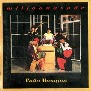 Image for 'Miljoonasade'