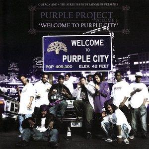 Imagem de 'Project Purple Vol. 1 Welcome To Purple City'