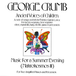 Image for 'Ancient Voices of Children / Music for a Summer Evening (Makrokosmos III)'